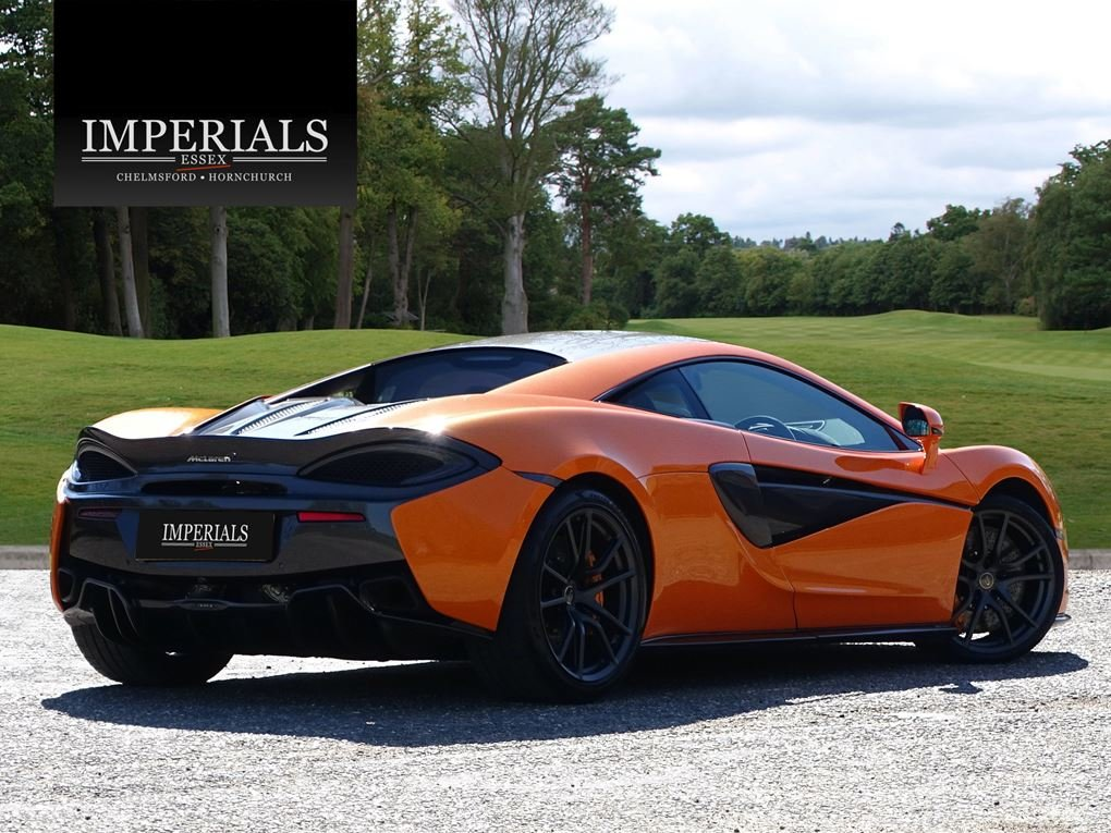 2017 McLaren  570S  V8 SSG COUPE AUTO  79,948 For Sale (picture 6 of 24)