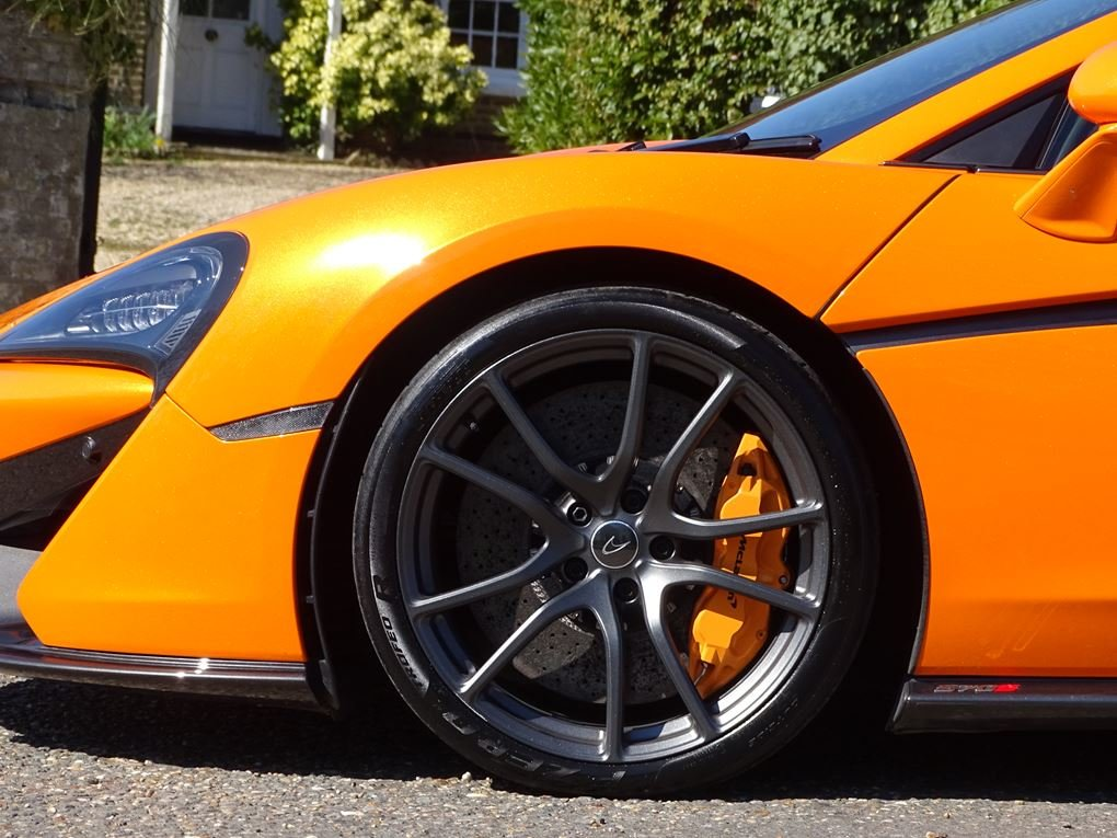 2017 McLaren  570S  V8 SSG COUPE AUTO  79,948 For Sale (picture 7 of 24)