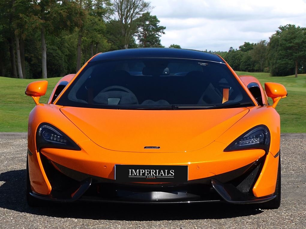 2017 McLaren  570S  V8 SSG COUPE AUTO  79,948 For Sale (picture 10 of 24)