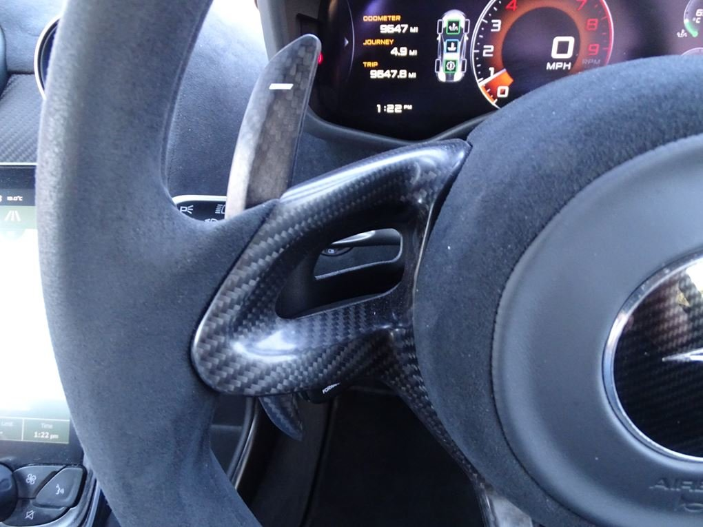 2017 McLaren  570S  V8 SSG COUPE AUTO  79,948 For Sale (picture 22 of 24)