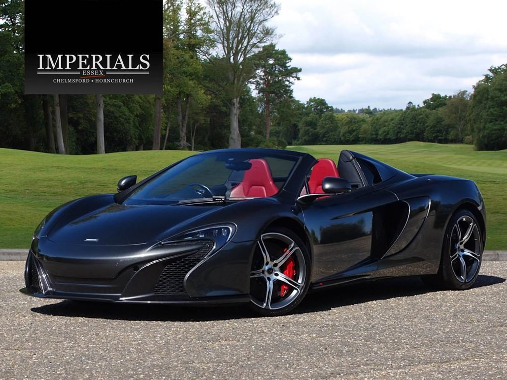 2016 McLaren  650S  V8 SPIDER  89,948 For Sale (picture 2 of 24)