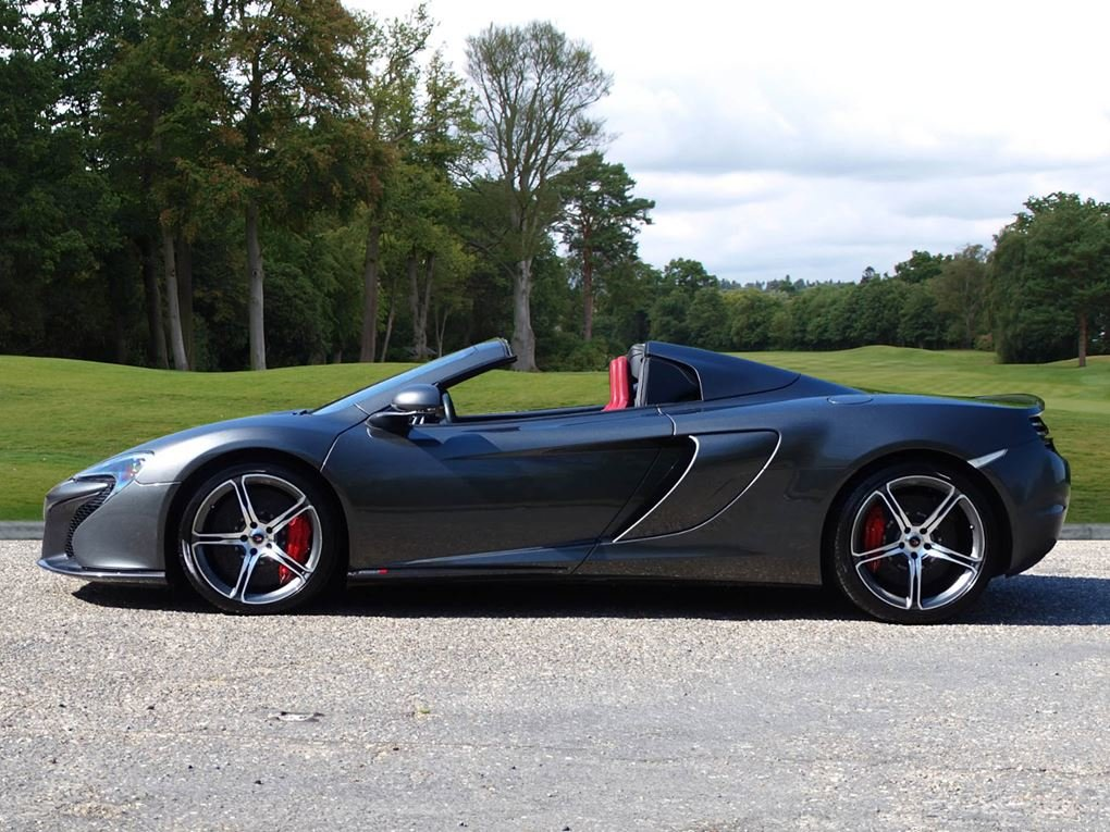 2016 McLaren  650S  V8 SPIDER  89,948 For Sale (picture 3 of 24)