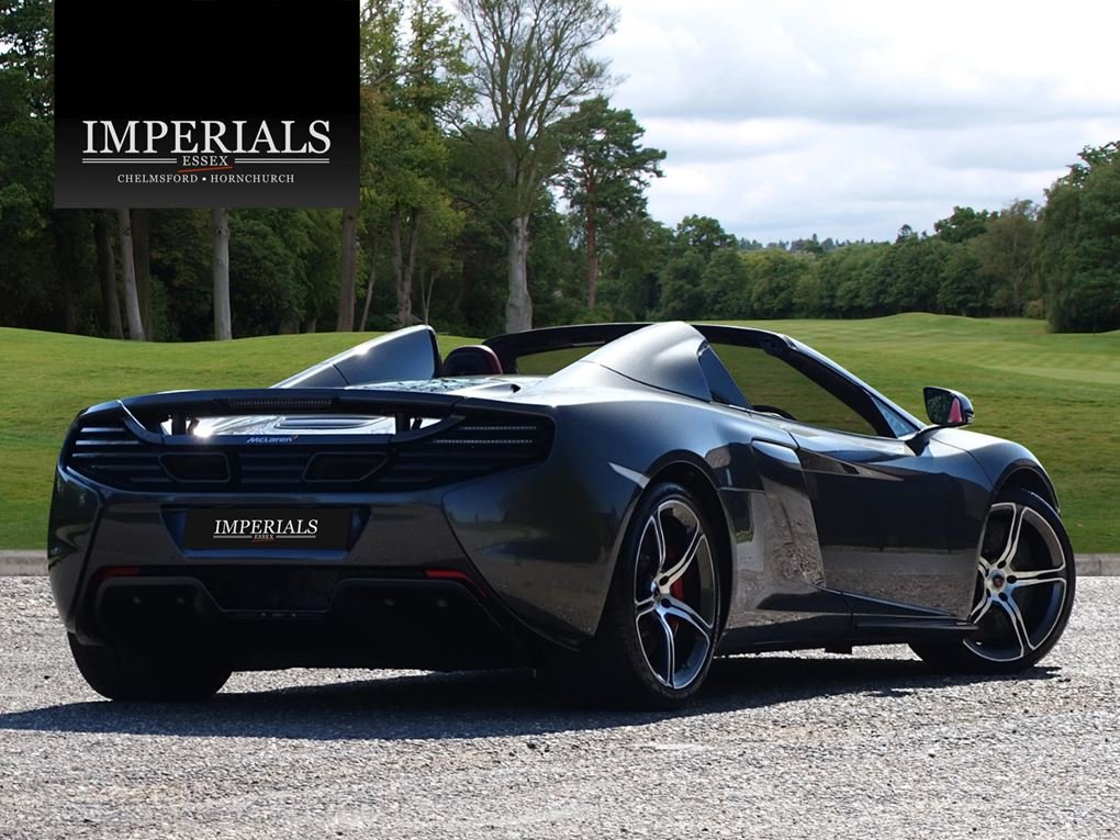 2016 McLaren  650S  V8 SPIDER  89,948 For Sale (picture 5 of 24)