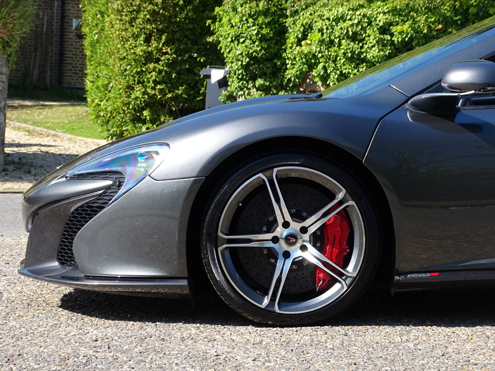 2016 McLaren  650S  V8 SPIDER  89,948 For Sale (picture 6 of 24)