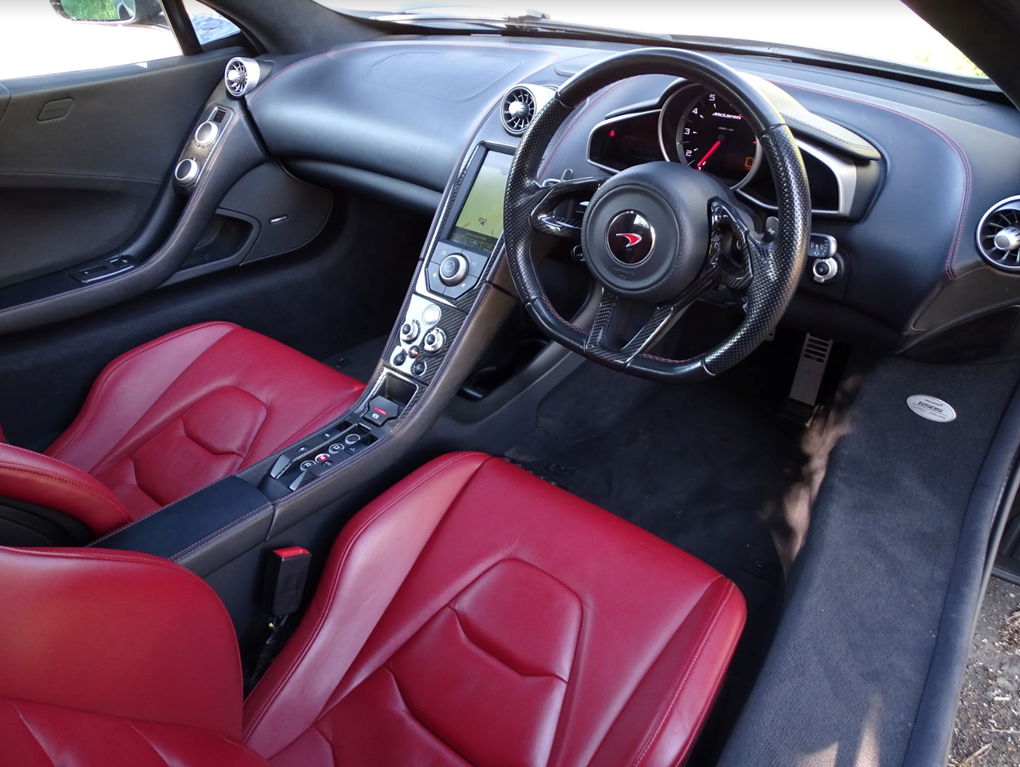 2016 McLaren  650S  V8 SPIDER  89,948 For Sale (picture 12 of 24)