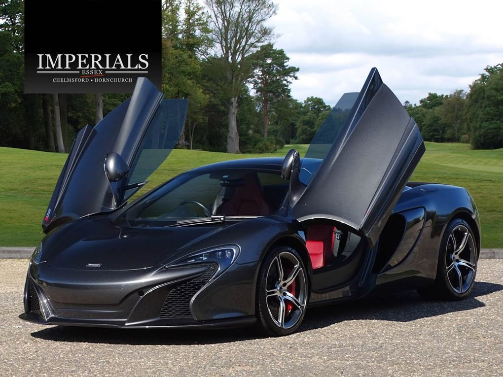 2016 McLaren  650S  V8 SPIDER  89,948 For Sale (picture 23 of 24)