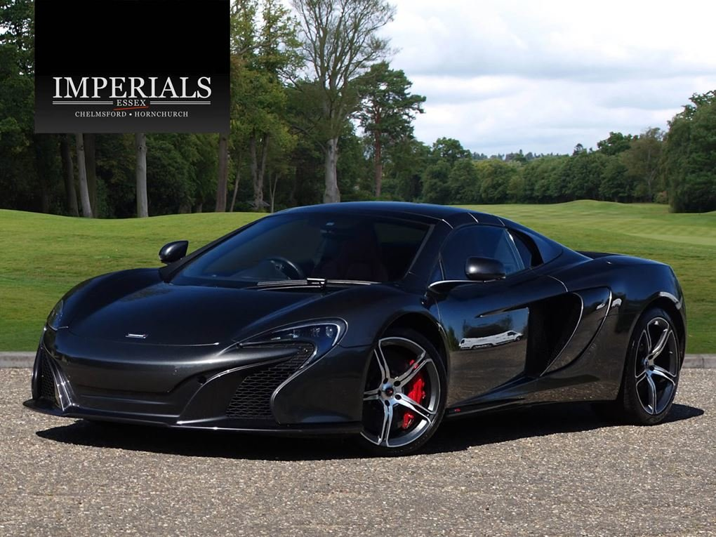 2016 McLaren  650S  V8 SPIDER  89,948 For Sale (picture 24 of 24)