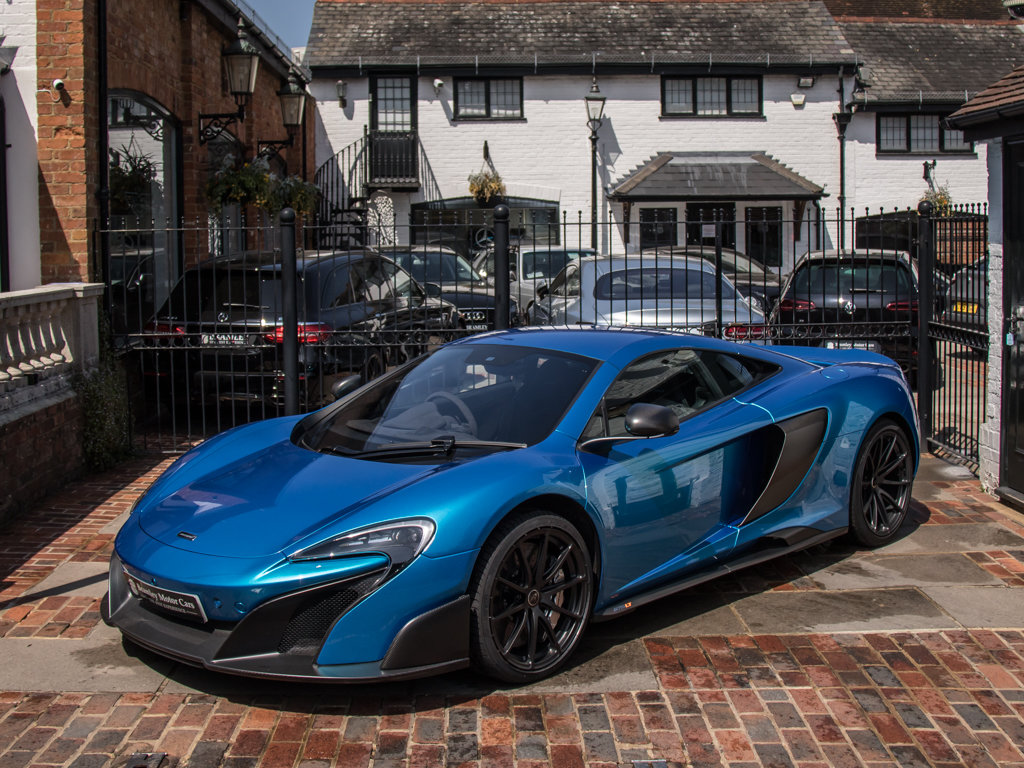 2015 McLaren    675 LT For Sale (picture 4 of 18)