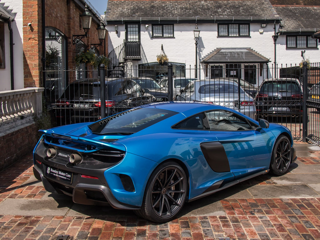 2015 McLaren    675 LT For Sale (picture 7 of 18)