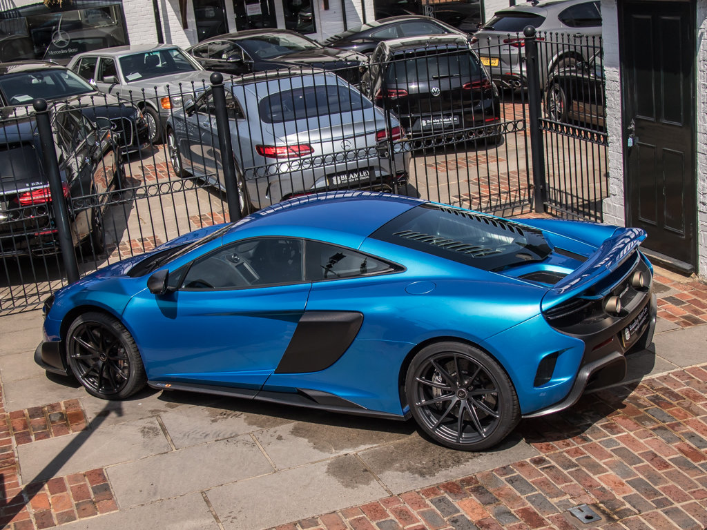 2015 McLaren    675 LT For Sale (picture 9 of 18)