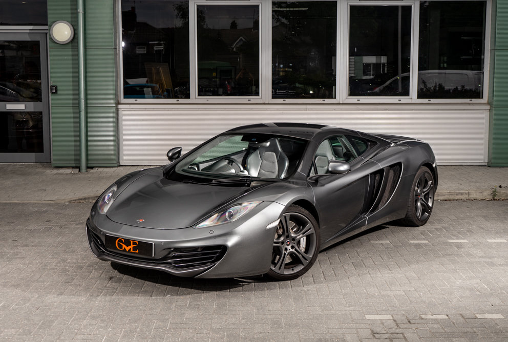 McLaren MP4-12C 2011 For Sale (picture 1 of 6)