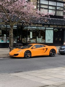 Picture of 2012 Mclaren MP4-12C Mint 6800 Miles
