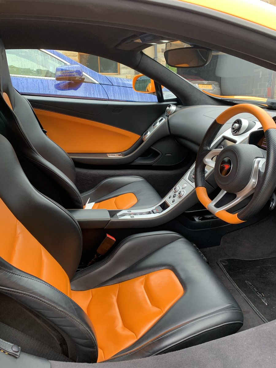 2012 Mclaren MP4-12C Mint 6800 Miles For Sale (picture 6 of 6)