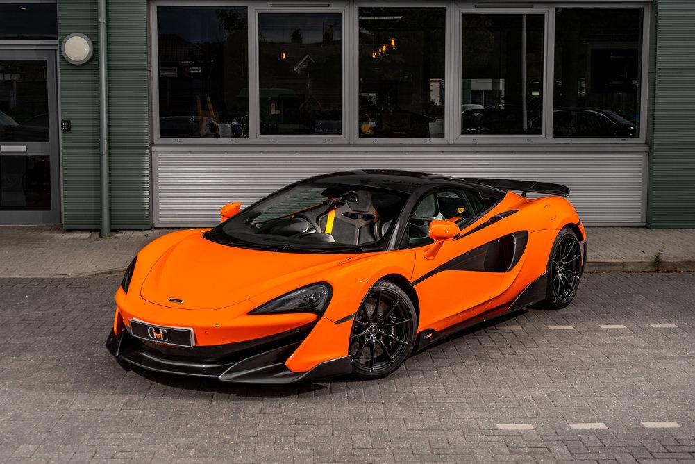 2018 McLaren 600LT For Sale (picture 1 of 6)