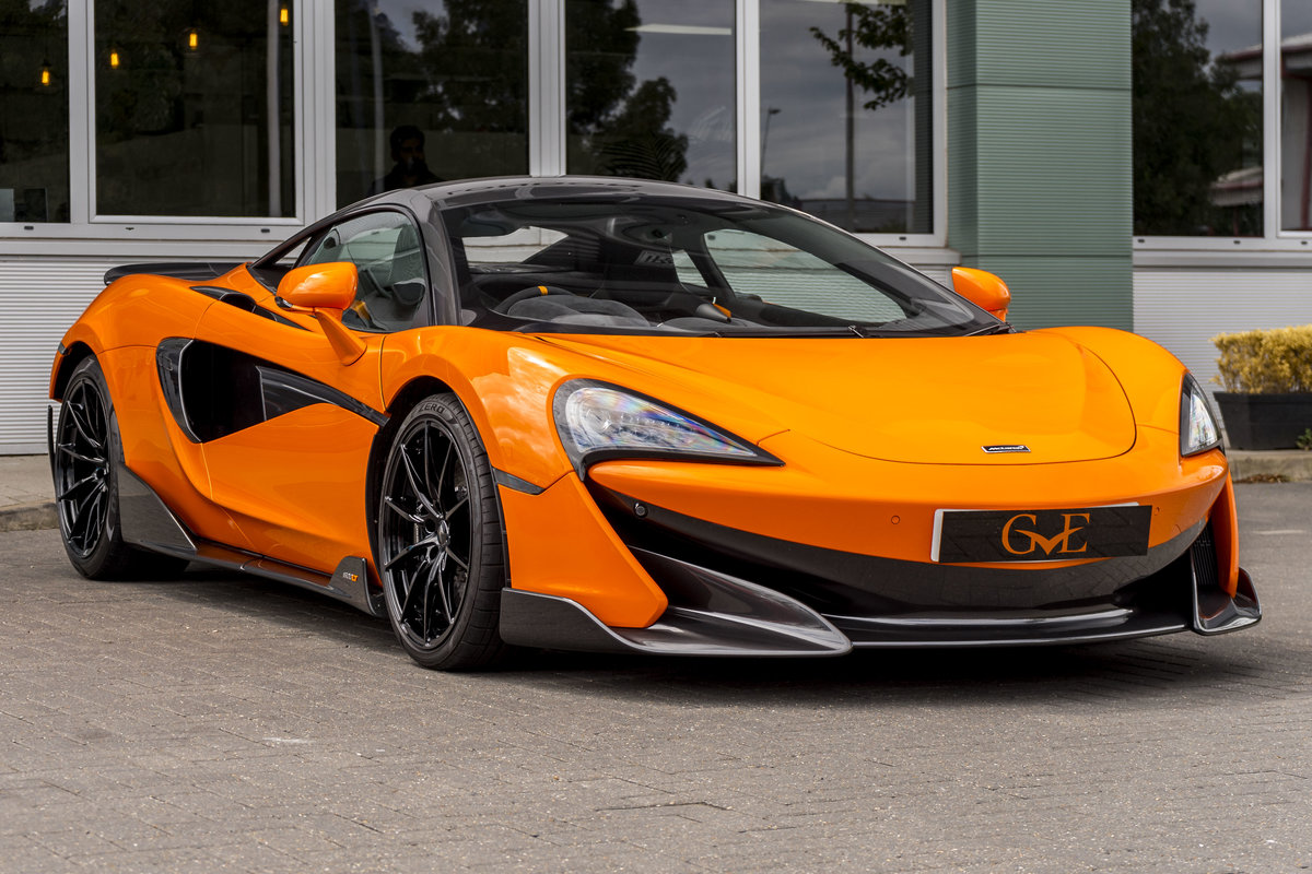 2018 McLaren 600LT For Sale (picture 2 of 6)