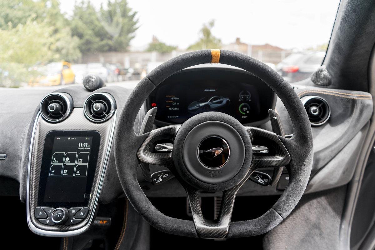 2018 McLaren 600LT For Sale (picture 4 of 6)