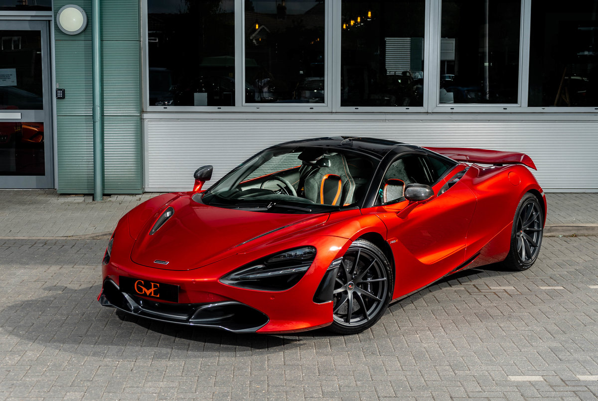 McLaren 720s 2018  For Sale (picture 1 of 6)