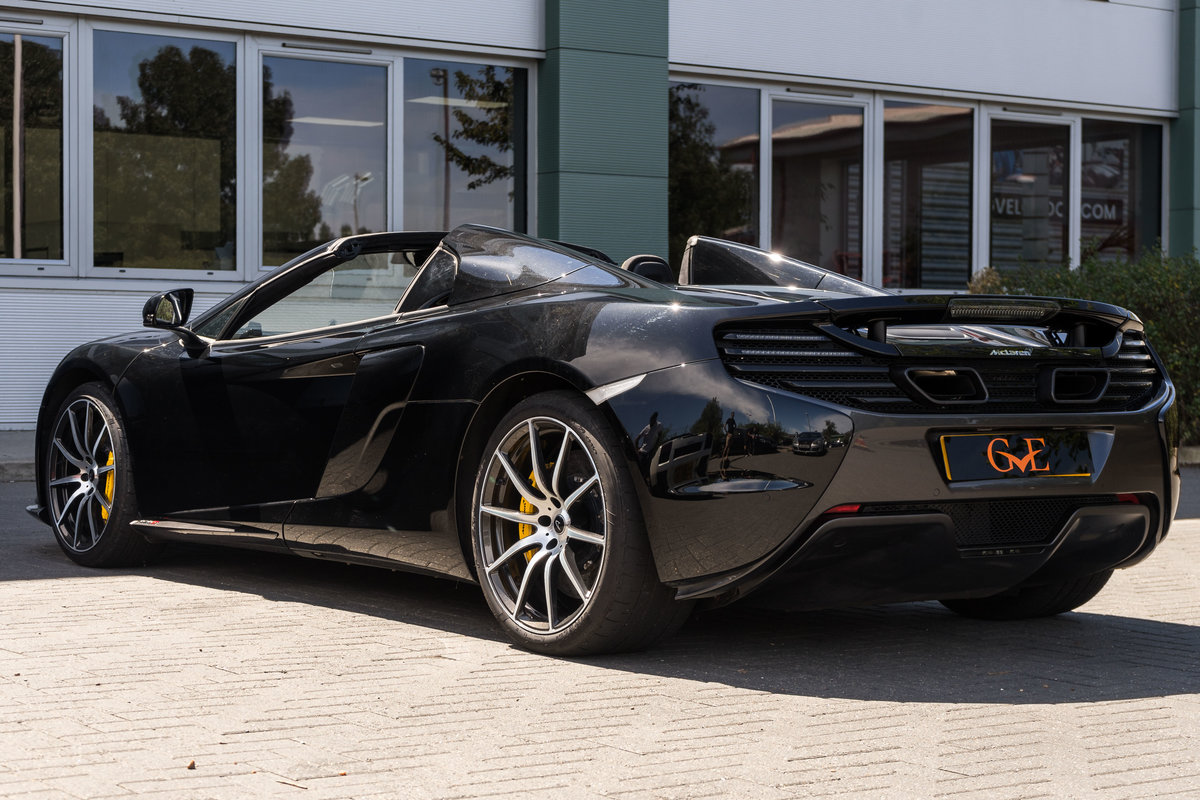 McLaren 650s Spider 2014/64 For Sale (picture 3 of 6)
