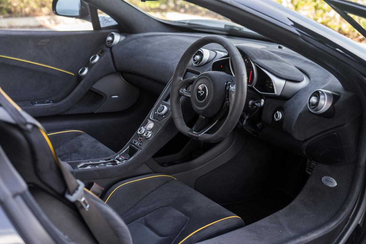 McLaren 650s Spider 2014/64 For Sale (picture 4 of 6)