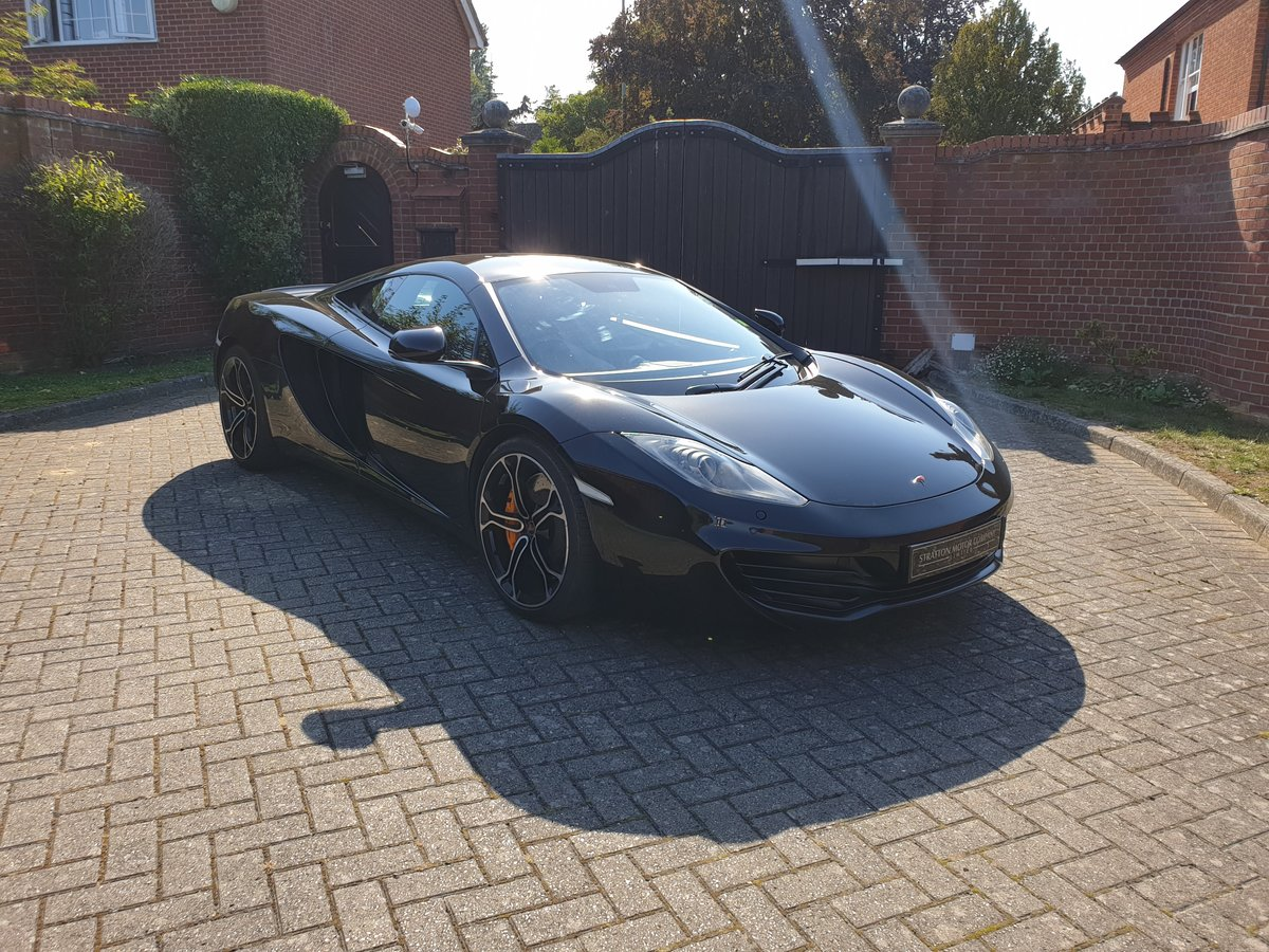 2012 McLaren MP4-12C (SOLD) For Sale (picture 1 of 20)