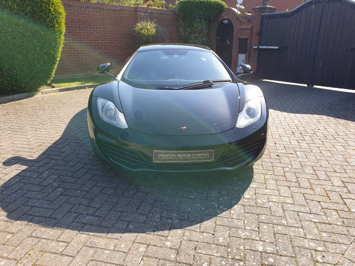 2012 McLaren MP4-12C (SOLD) For Sale (picture 2 of 20)