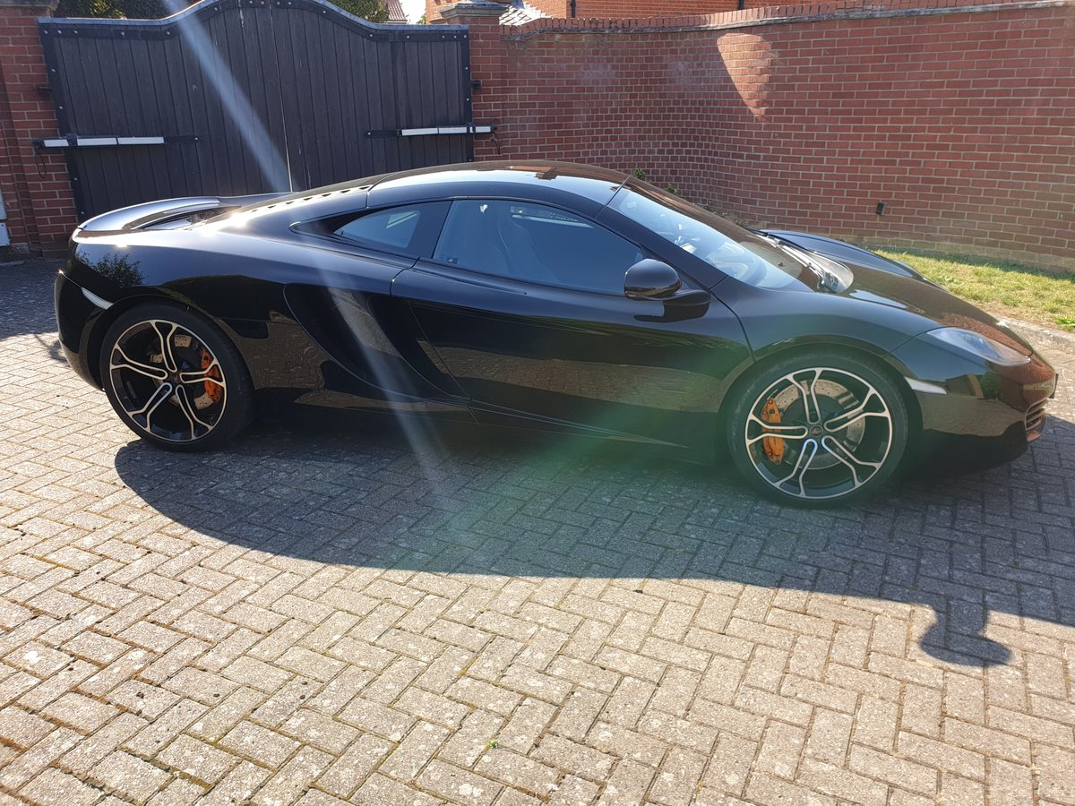 2012 McLaren MP4-12C (SOLD) For Sale (picture 3 of 20)