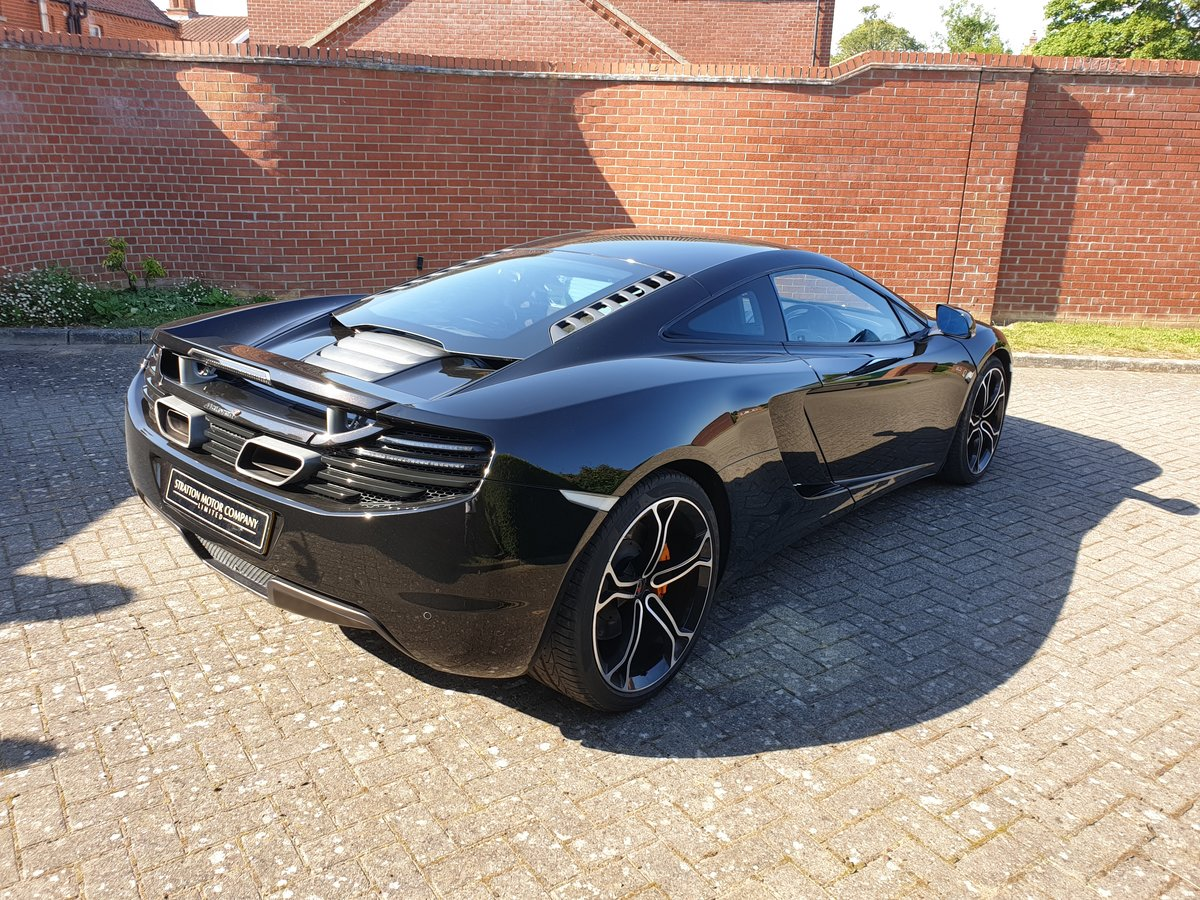 2012 McLaren MP4-12C (SOLD) For Sale (picture 4 of 20)