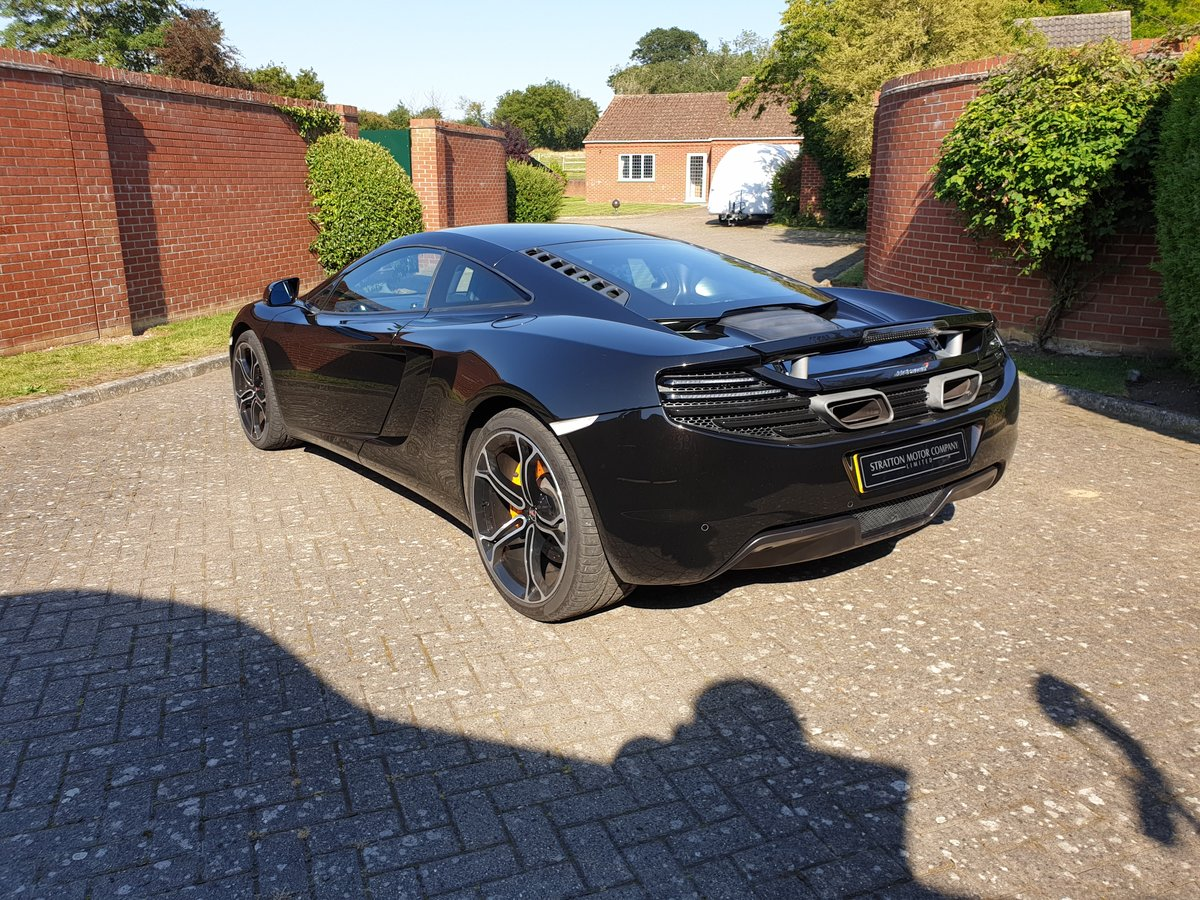 2012 McLaren MP4-12C (SOLD) For Sale (picture 7 of 20)