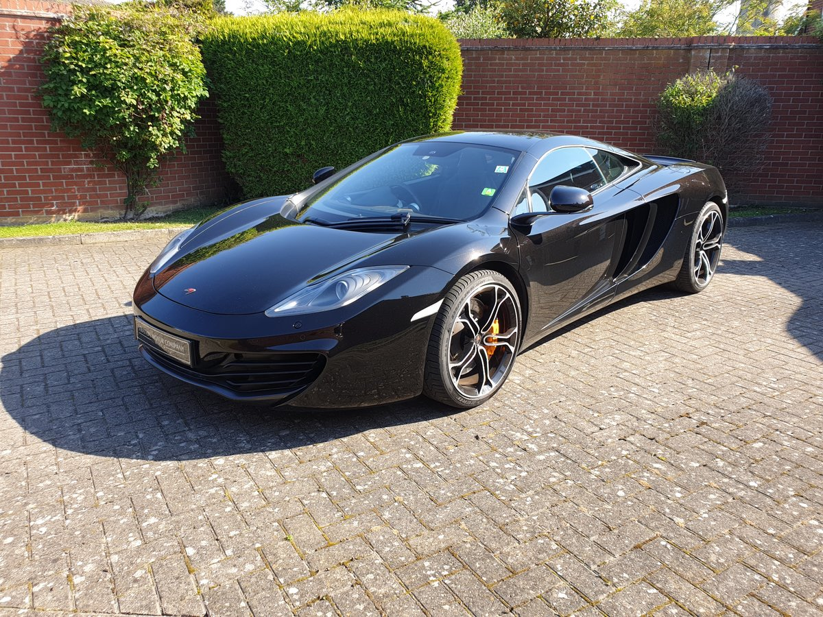 2012 McLaren MP4-12C (SOLD) For Sale (picture 9 of 20)