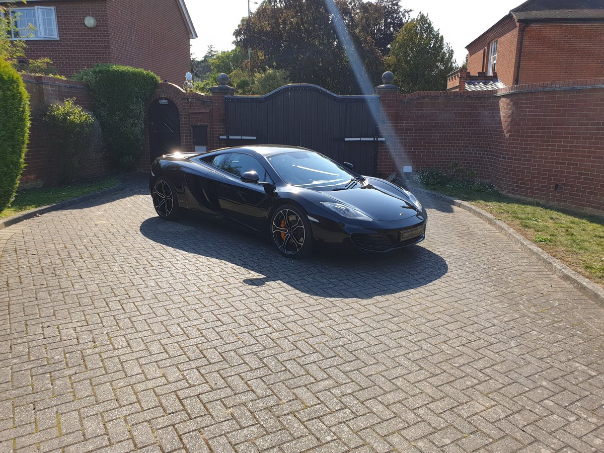 2012 McLaren MP4-12C (SOLD) For Sale (picture 13 of 20)