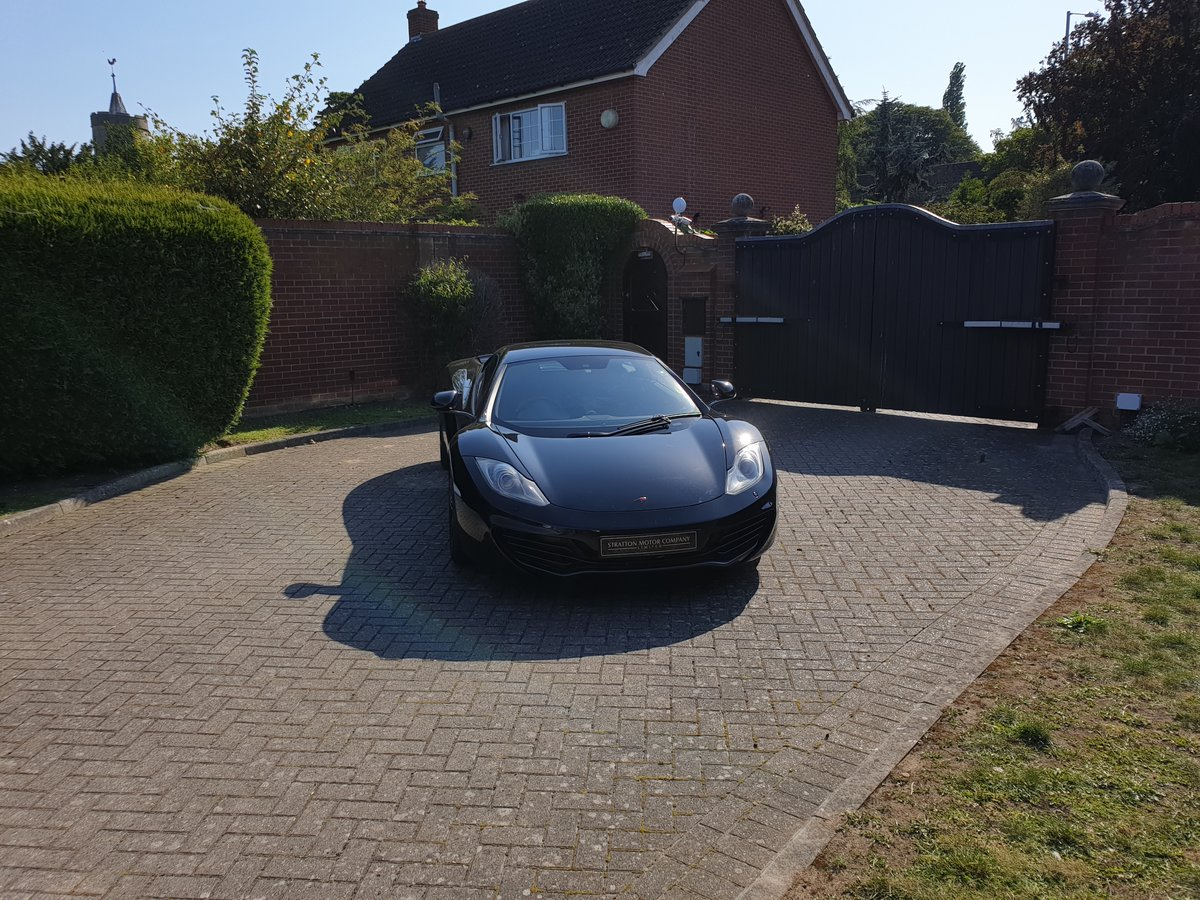 2012 McLaren MP4-12C (SOLD) For Sale (picture 14 of 20)