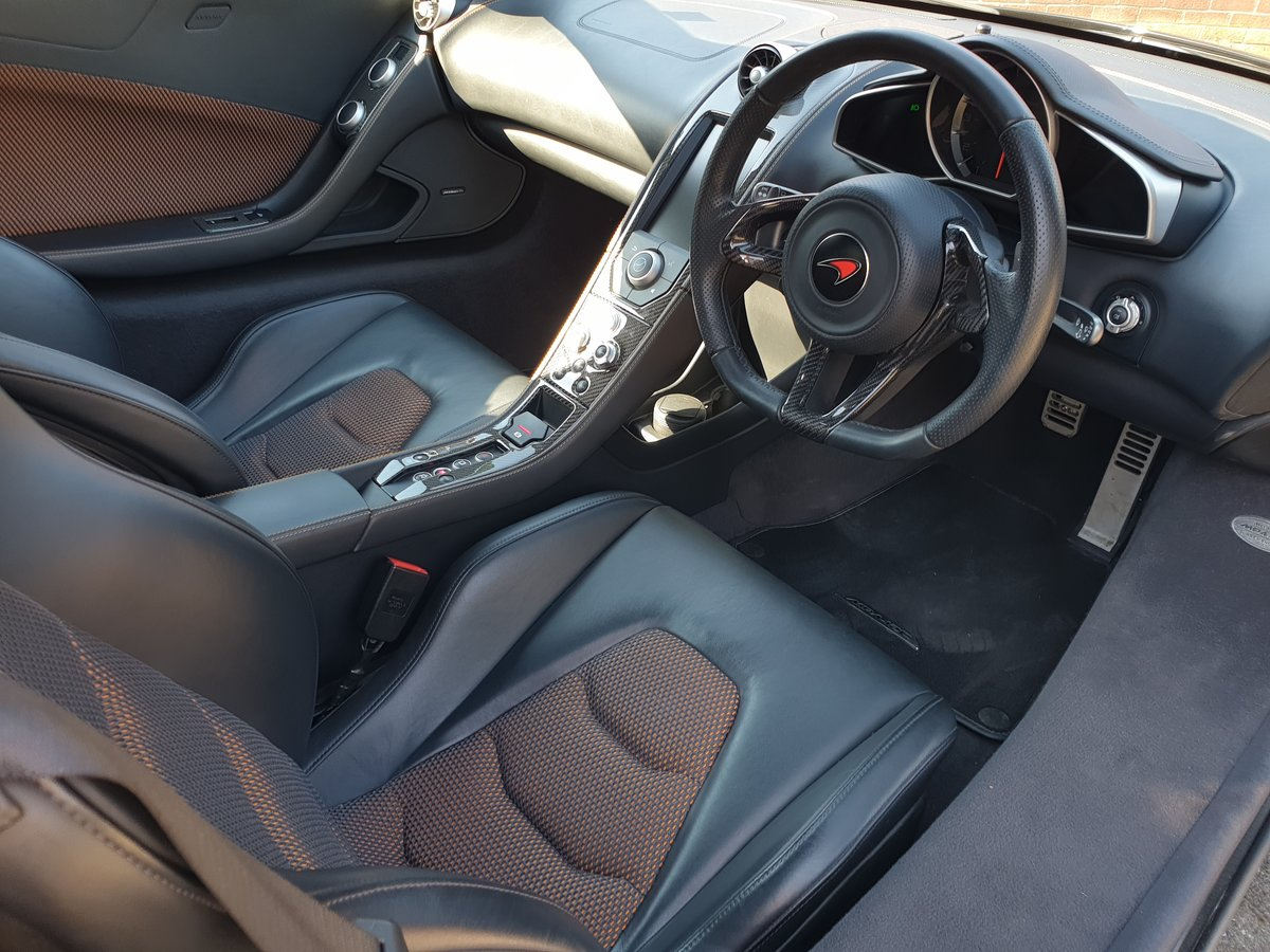 2012 McLaren MP4-12C (SOLD) For Sale (picture 15 of 20)