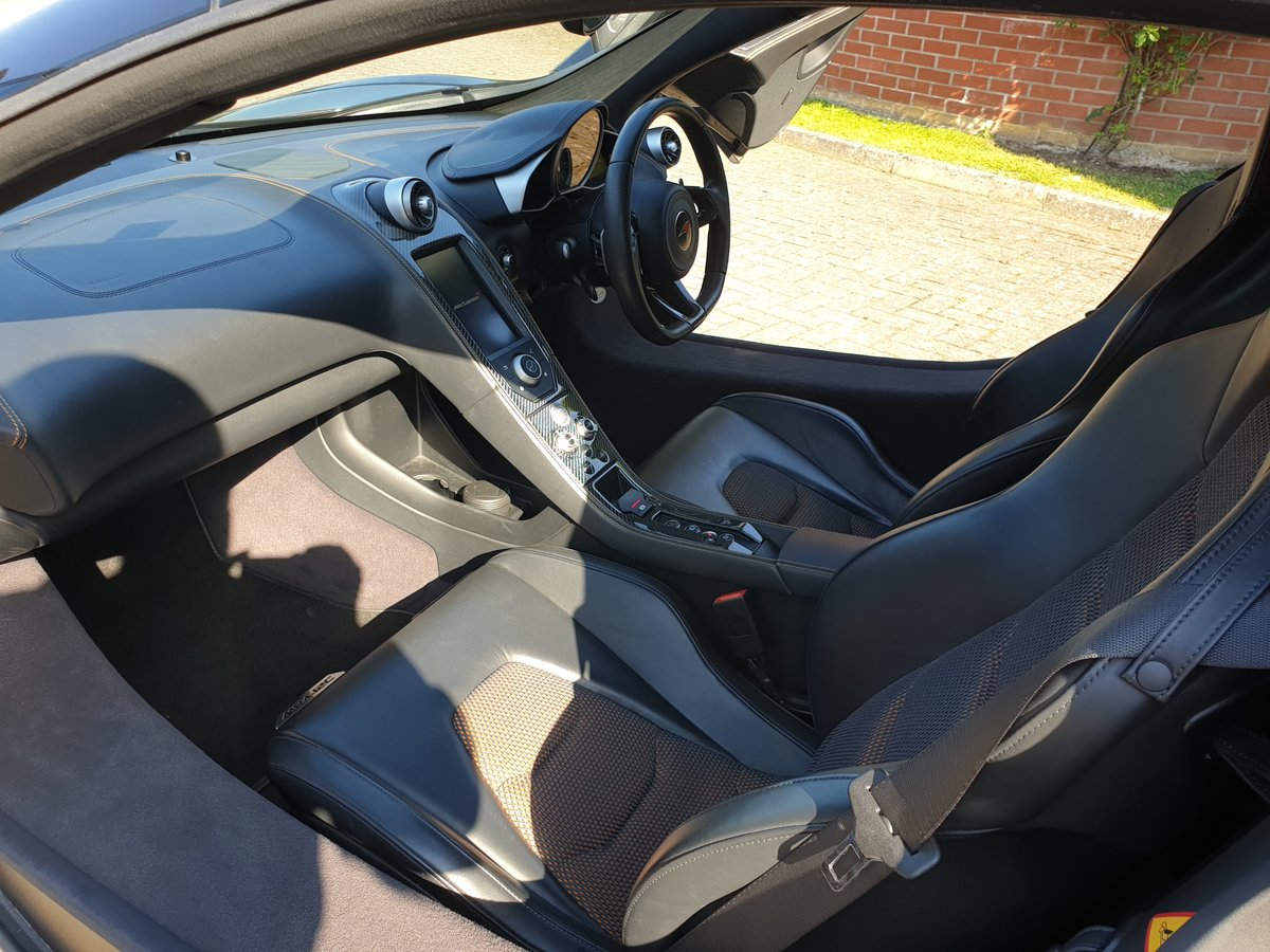 2012 McLaren MP4-12C (SOLD) For Sale (picture 17 of 20)