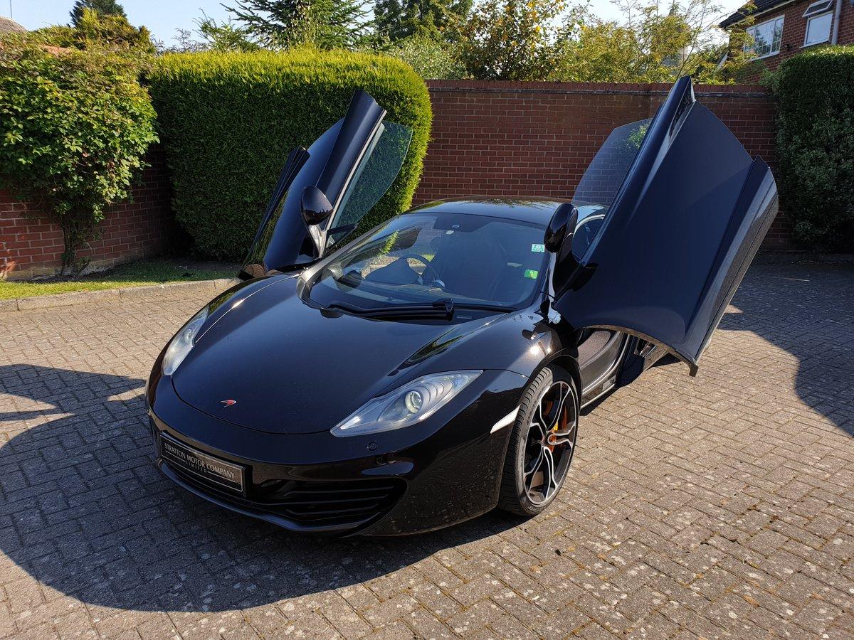 2012 McLaren MP4-12C (SOLD) For Sale (picture 18 of 20)