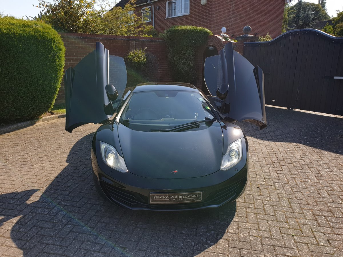 2012 McLaren MP4-12C (SOLD) For Sale (picture 19 of 20)