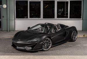 Picture of McLaren 570s Spider 2019/69 For Sale