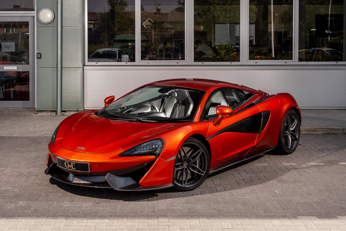 McLaren 570s 2017/67 For Sale (picture 1 of 6)