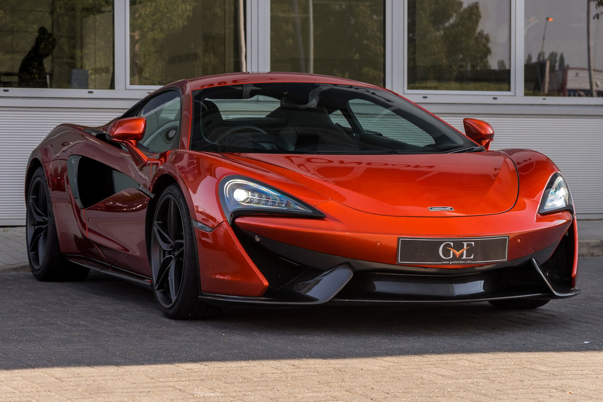 McLaren 570s 2017/67 For Sale (picture 2 of 6)