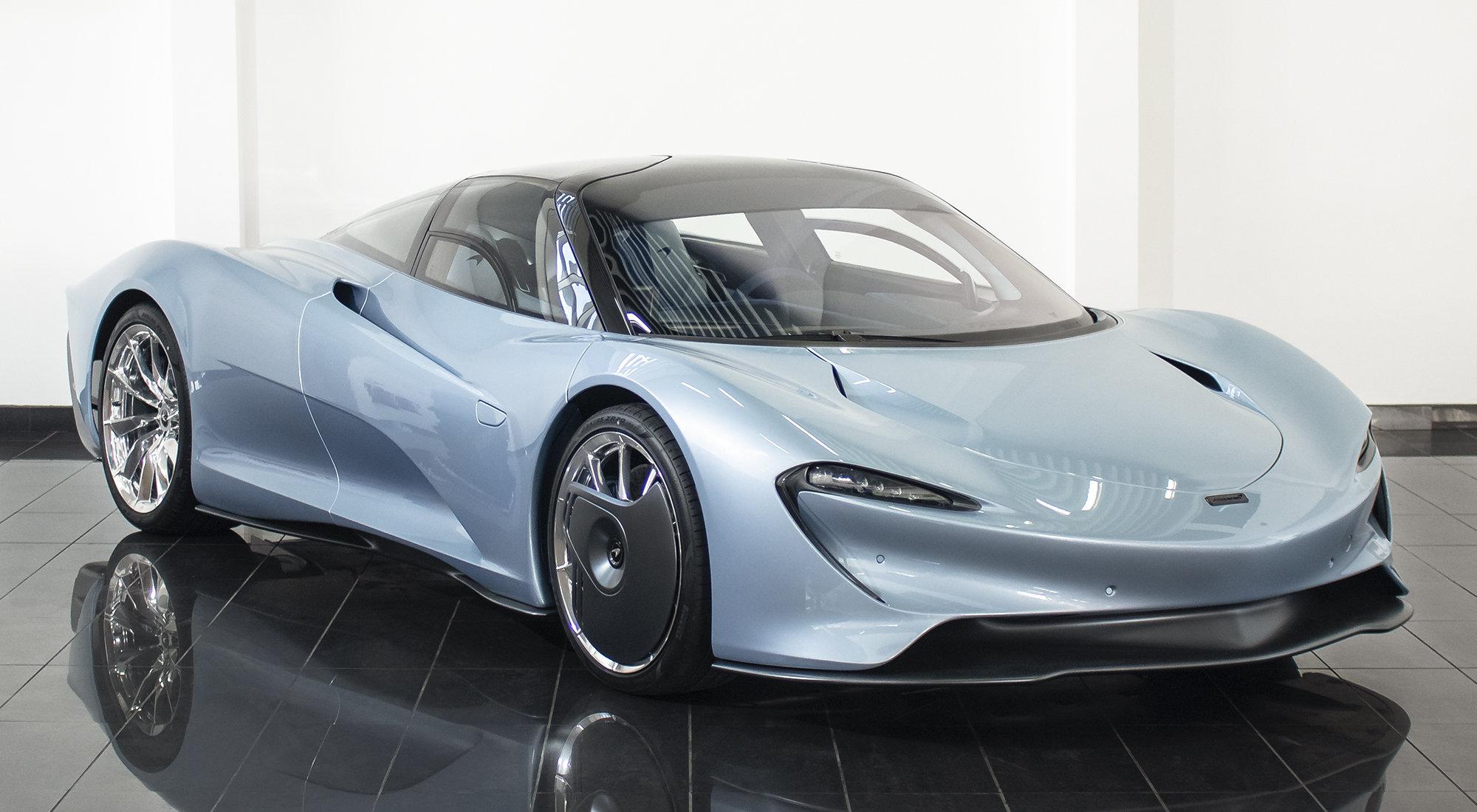 McLaren Speedtail (2020) For Sale (picture 1 of 6)
