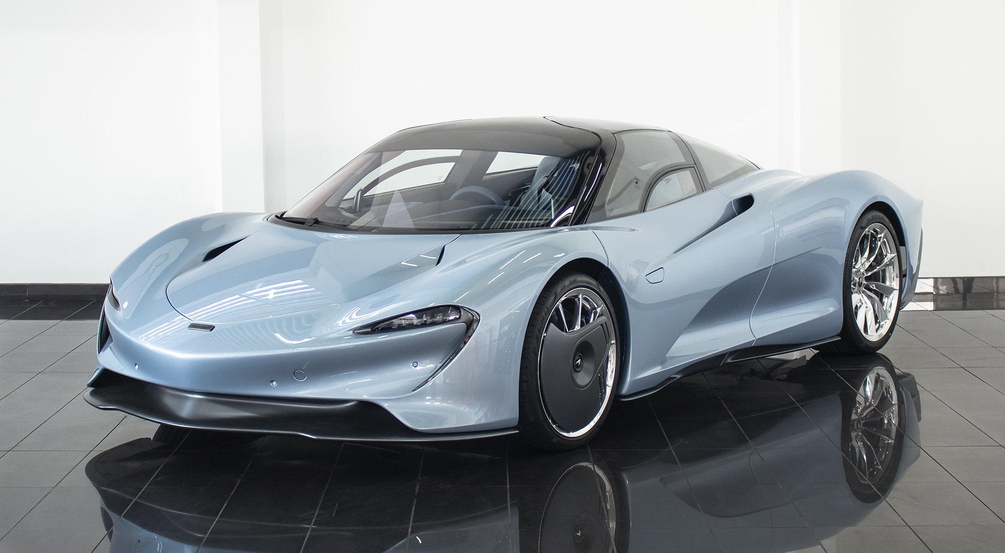 McLaren Speedtail (2020) For Sale (picture 2 of 6)
