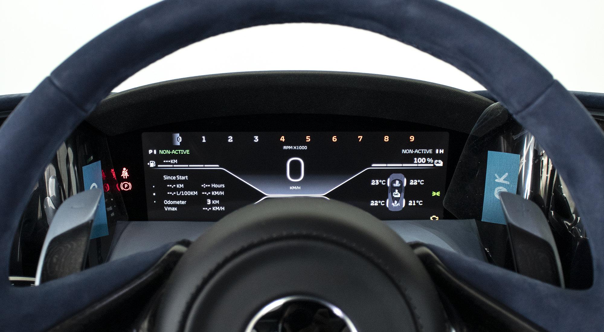 McLaren Speedtail (2020) For Sale (picture 4 of 6)