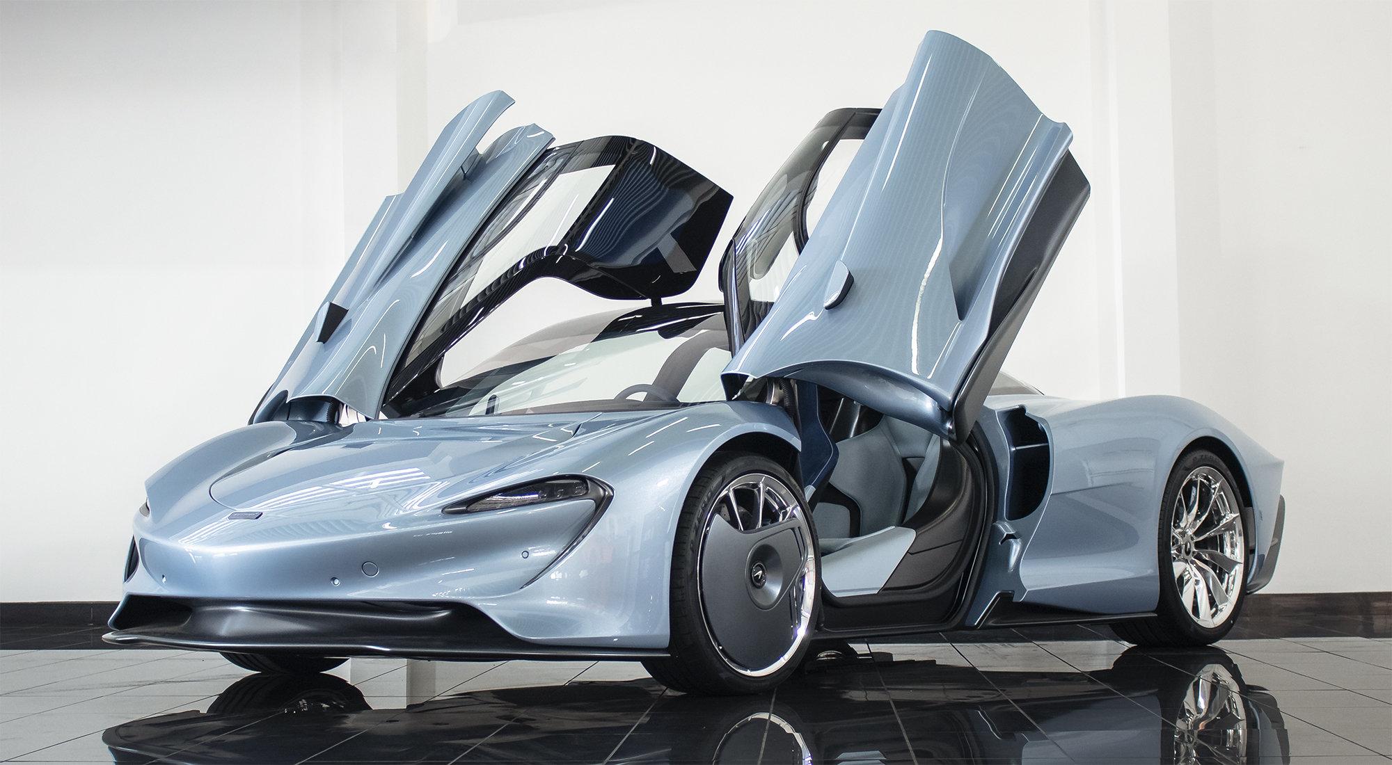 McLaren Speedtail (2020) For Sale (picture 5 of 6)