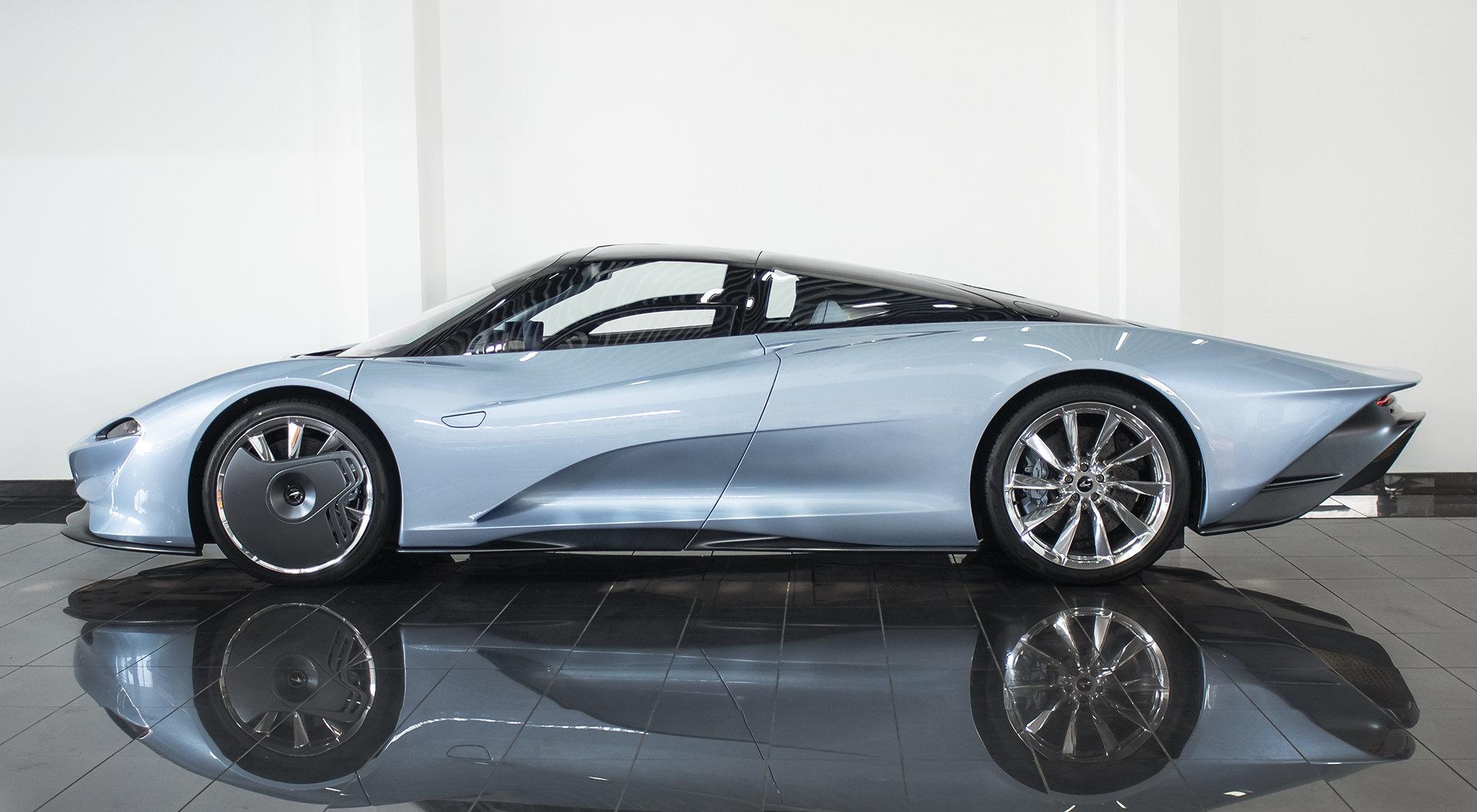 McLaren Speedtail (2020) For Sale (picture 6 of 6)