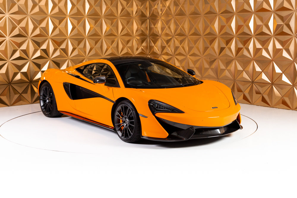 2017 McLaren 570s SOLD (picture 1 of 6)