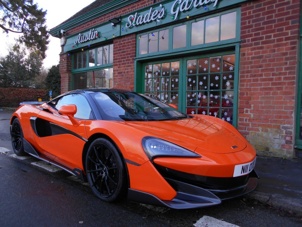 2018 McLaren 600 LT For Sale (picture 2 of 4)