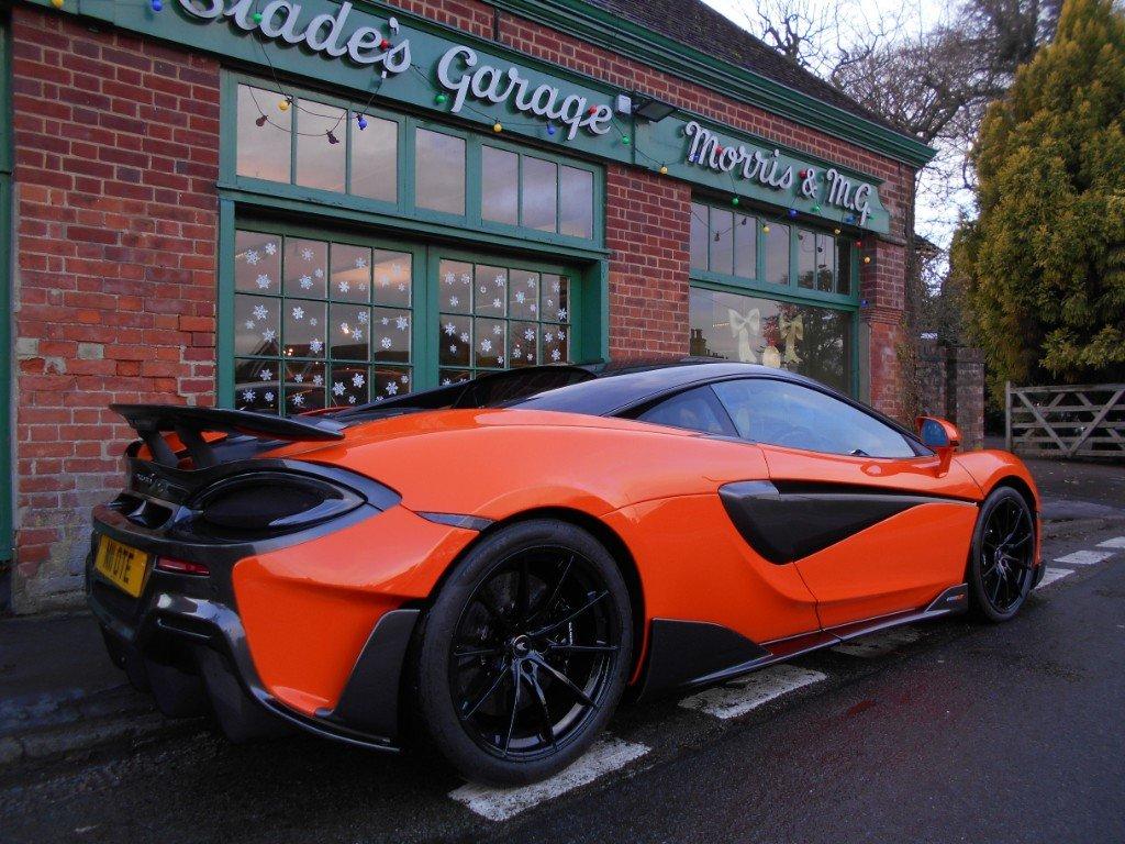 2018 McLaren 600 LT For Sale (picture 3 of 4)