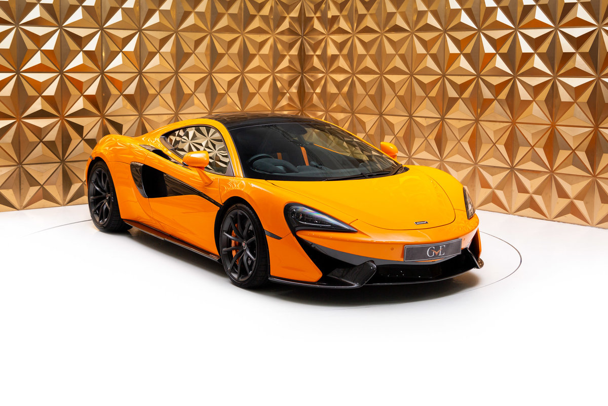 2018 McLaren 570GT For Sale (picture 1 of 11)