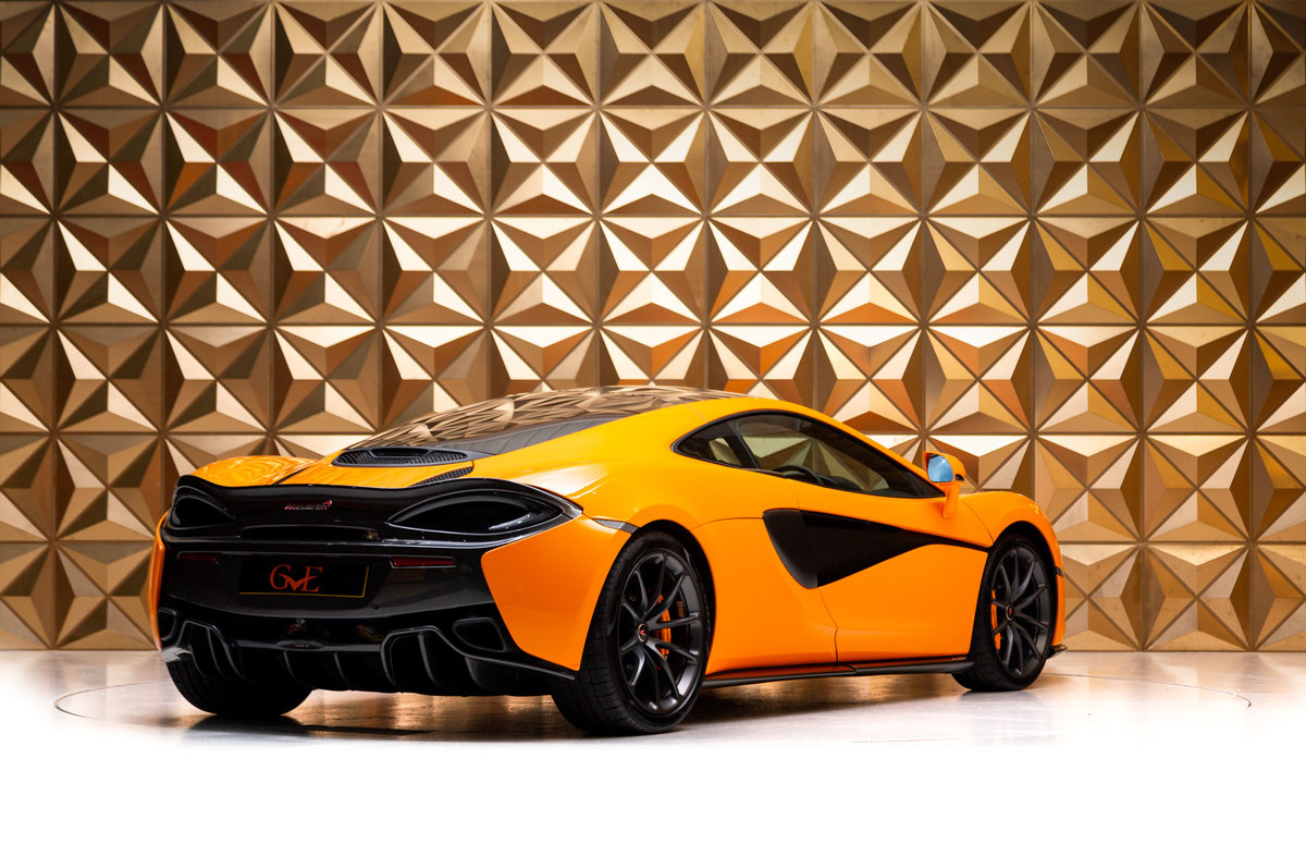 2018 McLaren 570GT For Sale (picture 3 of 11)