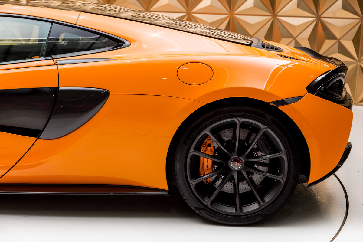 2018 McLaren 570GT For Sale (picture 5 of 11)