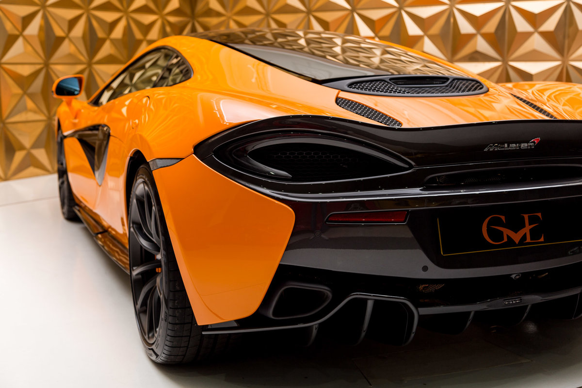 2018 McLaren 570GT For Sale (picture 6 of 11)